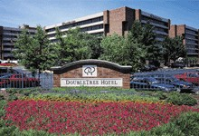 The DoubleTree Rockville
